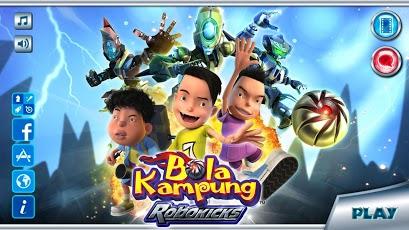 Bola Kampung: RoboKicks v1.0 (Game cho Android) | Game 24h